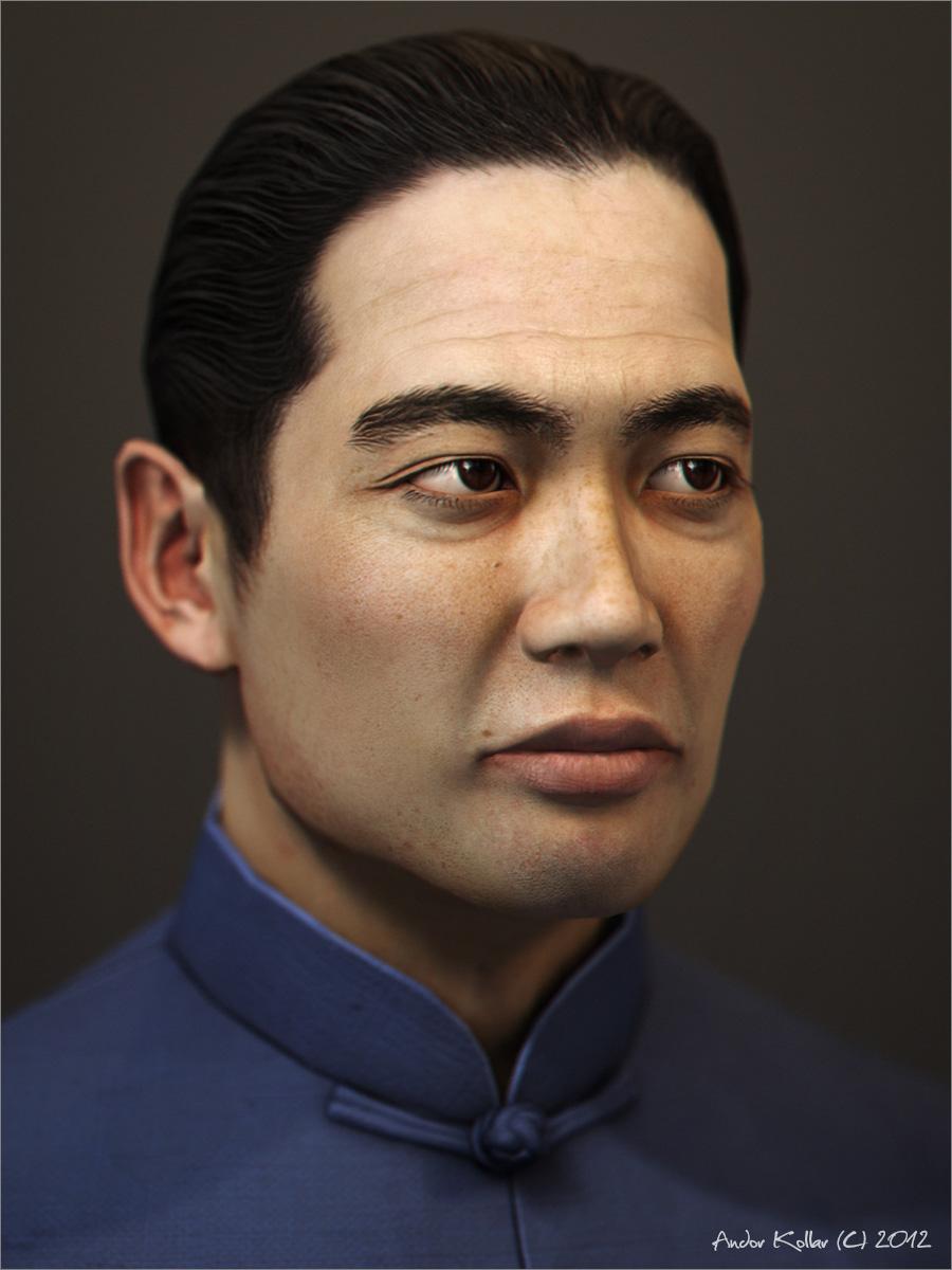 Chinese Man - Game Cha...