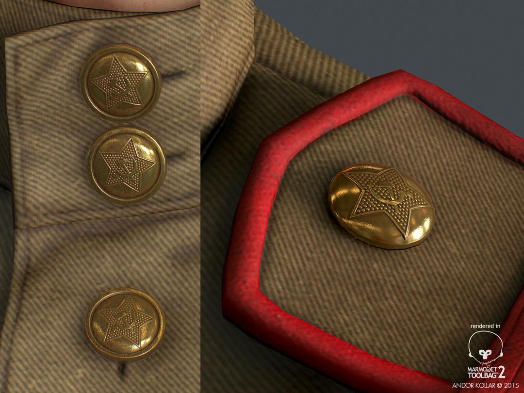Andor-Kollar_Soviet-Buttons