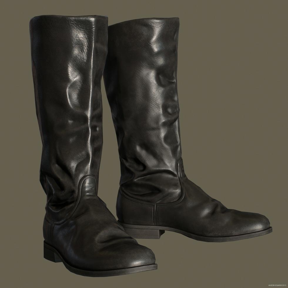 Soviet Boots ww2