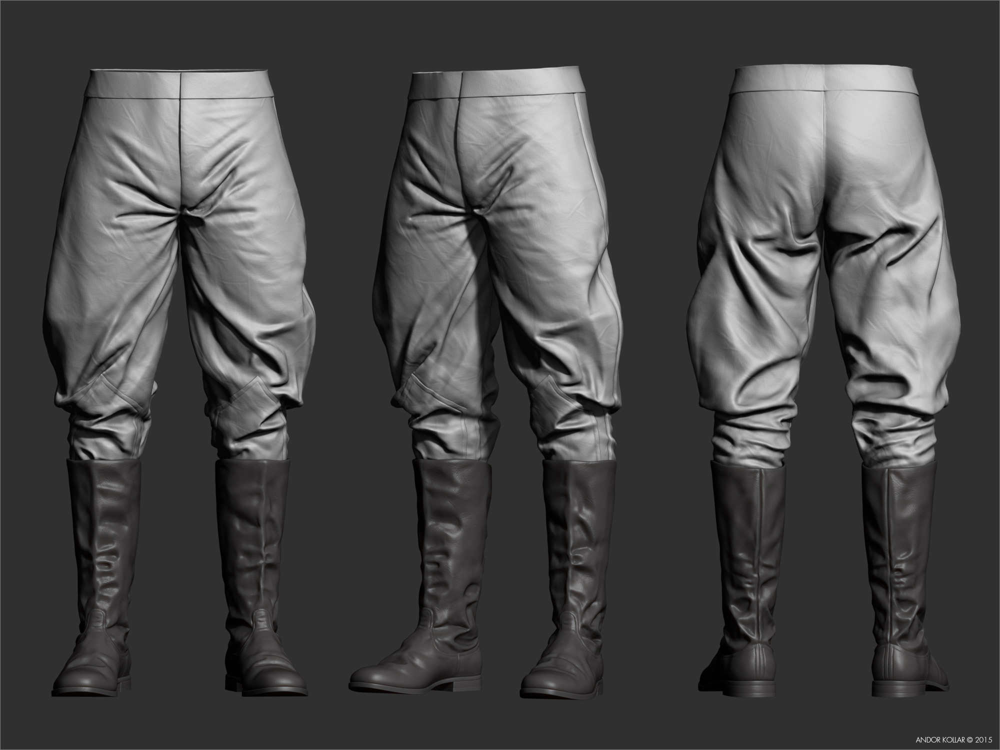 how to create shoes in zbrush