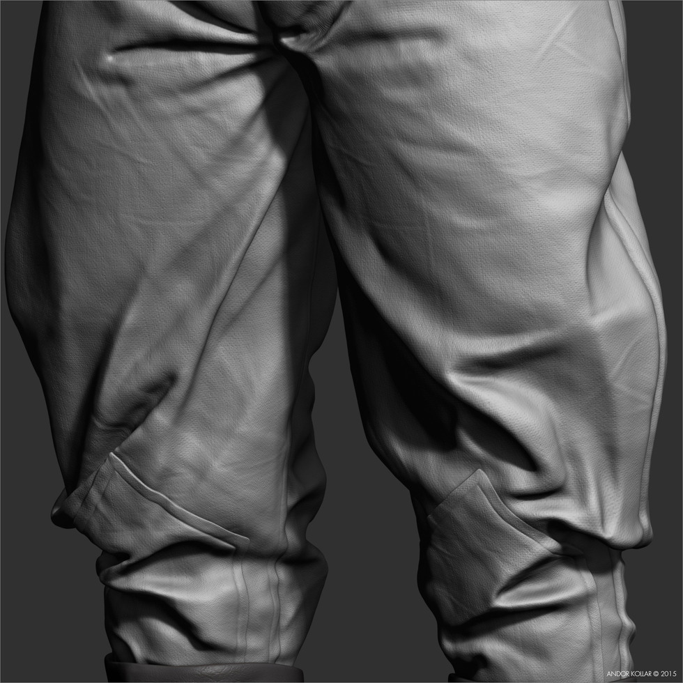 Andor-Kollar_Soviet-Officer_Trousers_zbrush_2