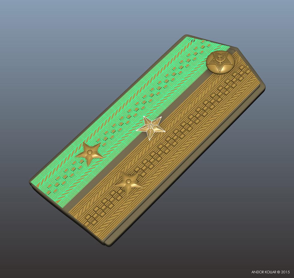 Soviet Rank Maya