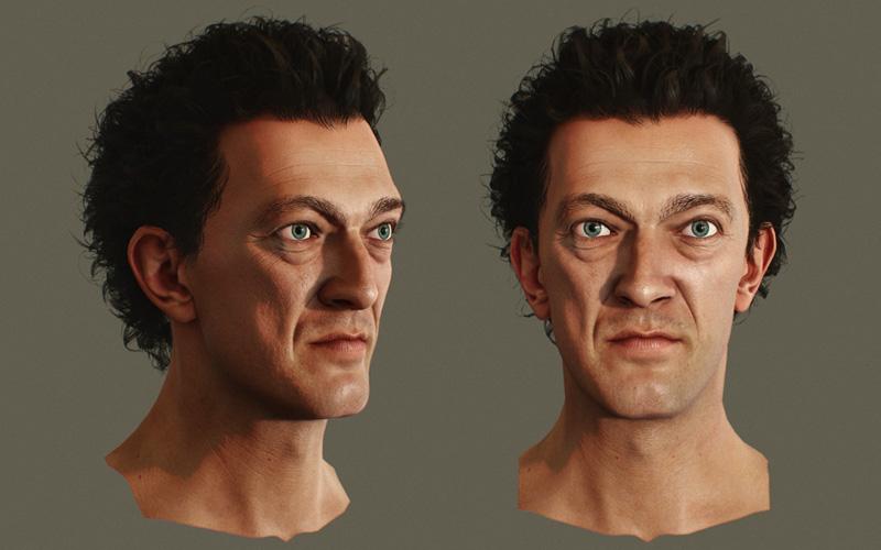 Fast Way to Create Polygon Hair for Character in Maya | Andor Kollar